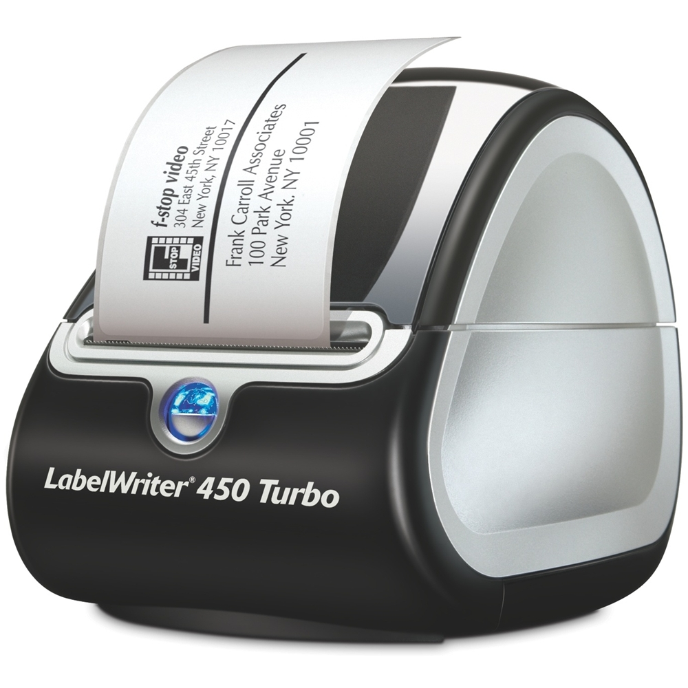 Dymo labelwriter 450 turbo label printer dymo label for Dymo custom labels