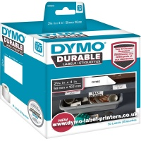 Dymo LabelWriter 1976414 DURABLE Shipping Labels STARTER (50 Labels)