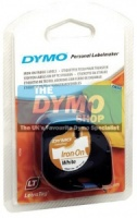 Dymo 12mm Iron On LetraTAG tape (18769)