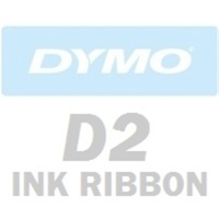 Dymo Red D2 Ribbon (63203)