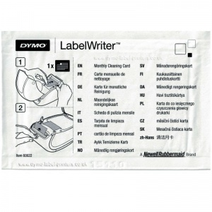 Dymo LabelWriter Wireless Cleaning Card (Single)
