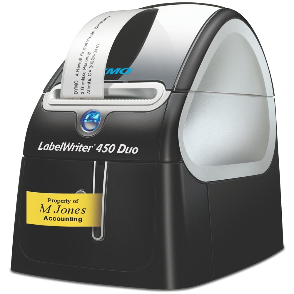 how to change labels dymo labelwriter 450