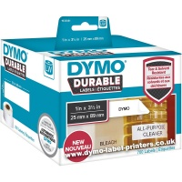 Dymo LabelWriter 1933081 DURABLE Shelving Labels BULK (Qty 700)