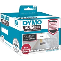 Dymo LabelWriter 1933085 DURABLE Barcode Labels - NEW!