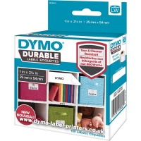 Dymo LabelWriter 1976411 DURABLE Small Multi Purpose Labels - NEW!