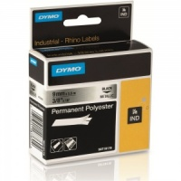 Dymo Rhino 9mm Metallized Polyester Tape (18485 / 18760)