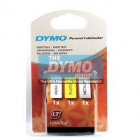 Dymo 12mm LetraTAG Value Pack (91240)