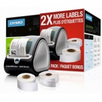 Special Offer: Dymo Labelwriter 450 Turbo Bonus Pack (2 labels rolls included)
